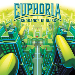 Euphoria: Ignorance is Bliss - Indigo Chase Specialties