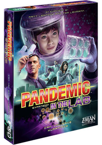 Pandemic: In The Lab Expansion - Indigo Chase Specialties