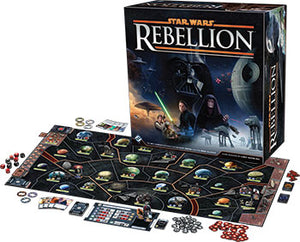 Star Wars Rebellion - Indigo Chase Specialties Board Games Yarn Alaska Anchorage Knitting
