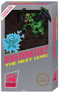 Boss Monster 2: The Next Level - Indigo Chase Specialties