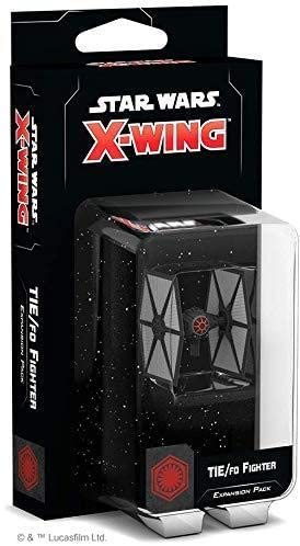 Star Wars X-Wing 2nd Edition: TIE/fo Fighter Expansion Pack - Indigo Chase Specialties