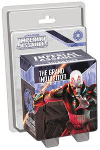 Star Wars Imperial Assault: The Grand Inquisitor Villain Pack - Indigo Chase Specialties