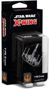 Star Wars X-Wing 2nd Edition: T-70 X-Wing Expansion Pack - Indigo Chase Specialties