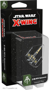 Star Wars X-Wing 2nd Edition: Z-95-AF4 Headhunter Expansion Pack - Indigo Chase Specialties