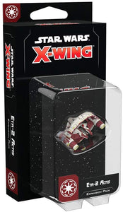 Star Wars X-Wing 2nd Ed: Eta-2 Actis - Indigo Chase Specialties