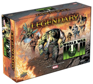 Legendary DBG: Marvel - World War Hulk Expansion - Indigo Chase Specialties