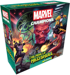 Marvel Champions LCG: The Rise of Red Skull - Indigo Chase Specialties