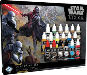 Star Wars: Legion - Core Paint Set - Indigo Chase Specialties