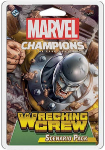 Marvel Champions: The Wrecking Crew Scenario Pack - Indigo Chase Specialties