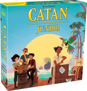 Catan Junior - Indigo Chase Specialties
