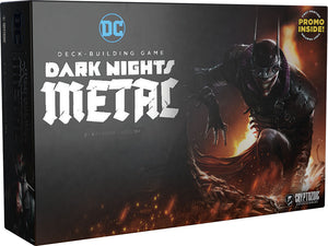 DC Comics DBG: 5 - Dark Nights Metal (stand alone or expansion) - Indigo Chase Specialties
