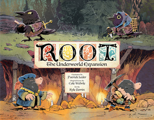 Root: The Underworld Expansion - Indigo Chase Specialties