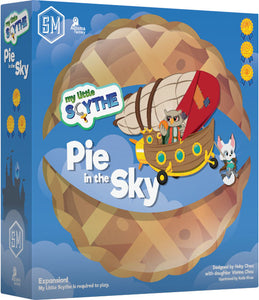 My Little Scythe: Pie in the Sky Expansion - Indigo Chase Specialties
