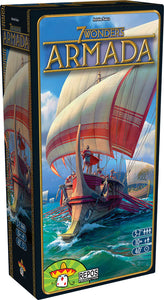 7 Wonders: Armada Expansion - Indigo Chase Specialties