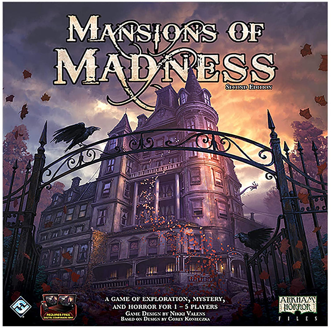 Mansions of Madness - Indigo Chase Specialties
