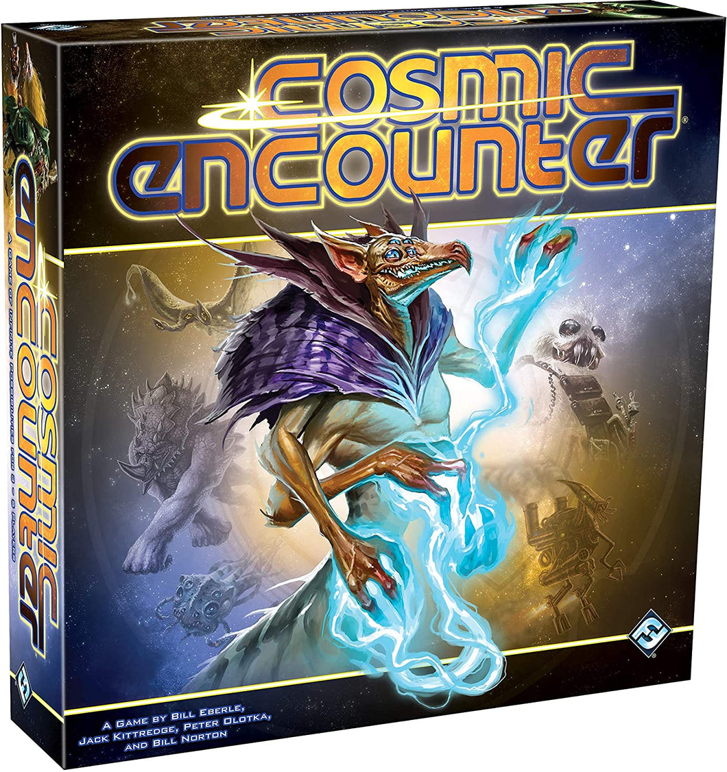 Cosmic Encounter - Indigo Chase Specialties