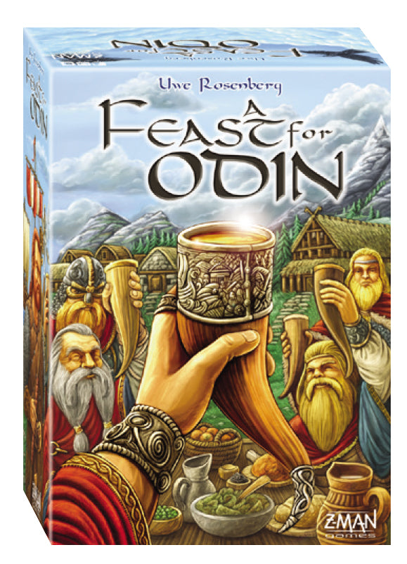 A Feast for Odin - Indigo Chase Specialties