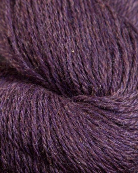 Jagger Spun - Heather - Worsted Yarn - Amythest - Indigo Chase Specialties