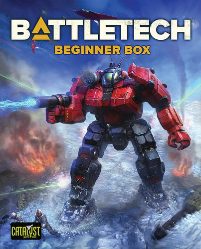 Battletech: Beginner Box - Indigo Chase Specialties