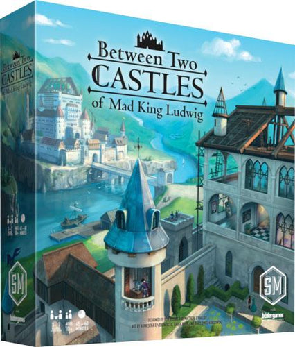 Between Two Castles of Mad King Ludwig - Indigo Chase Specialties