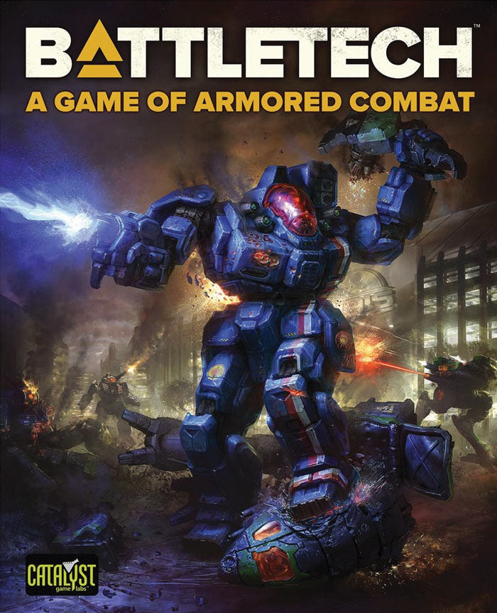 Battletech: The Game of Armored Combat - Indigo Chase Specialties