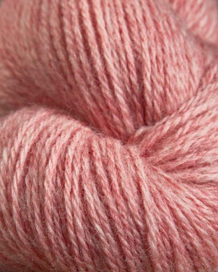 Jagger Spun - Heather - Worsted Yarn - Blush - Indigo Chase Specialties