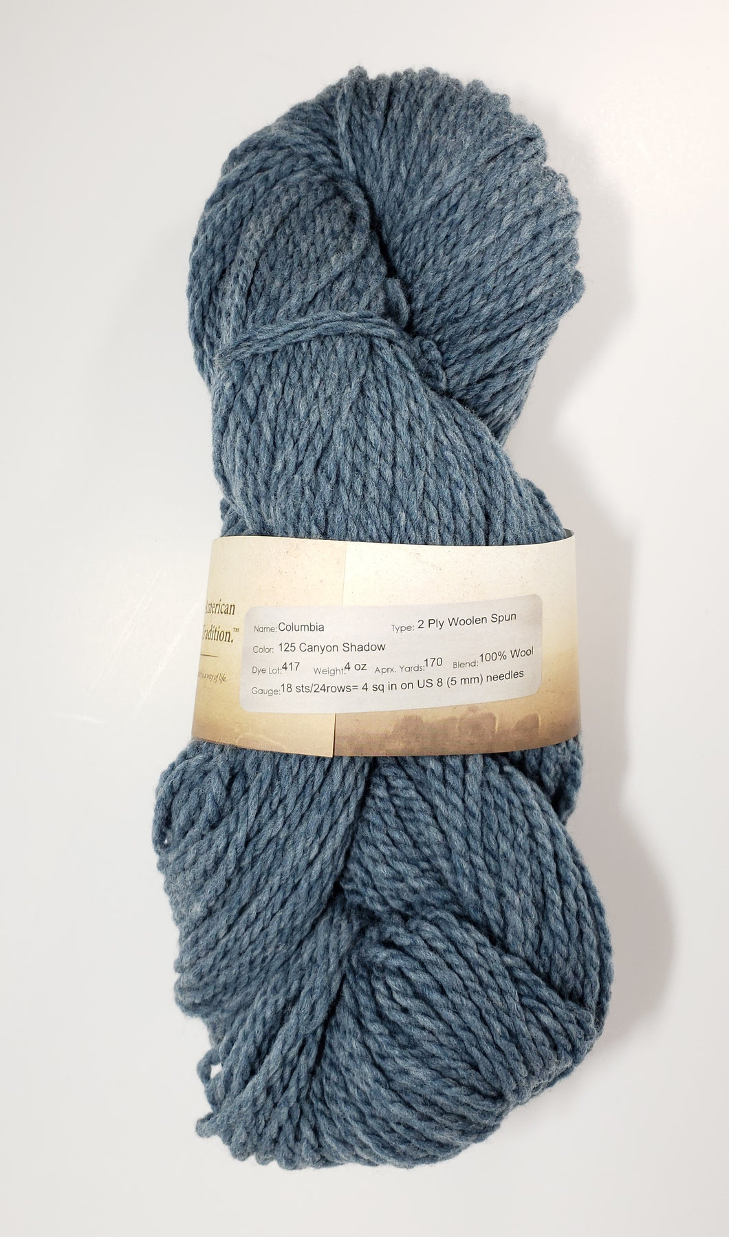 Imperial - Columbia - Canyon Shadow - Indigo Chase Specialties