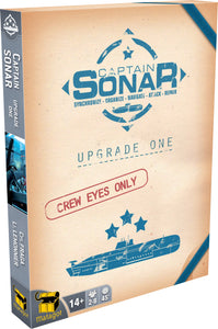 Captain Sonar: Upgrade 1 Expansion - Indigo Chase Specialties Board Games Yarn Alaska Anchorage Knitting