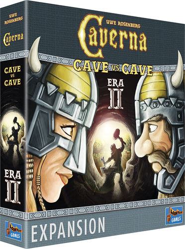 Caverna: Cave VS Cave - Era II Expansion - Indigo Chase Specialties