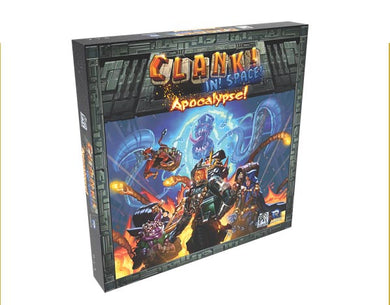 Clank! In! Space! Apocalypse! Expansion - Indigo Chase Specialties