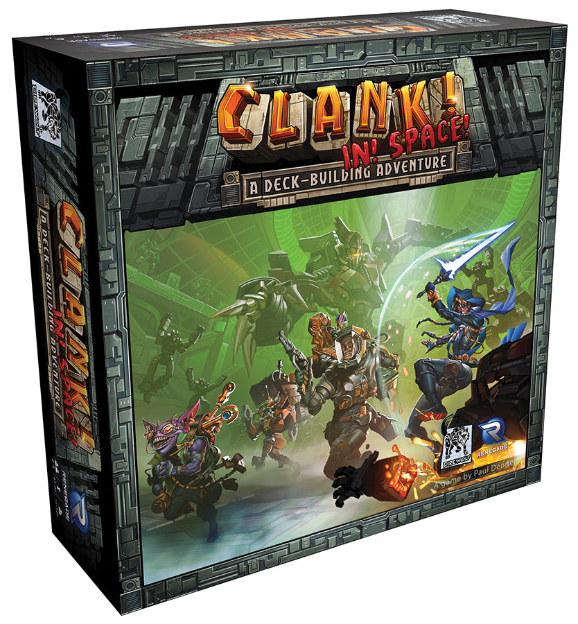 Clank! In! Space! - Indigo Chase Specialties