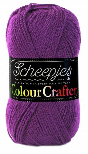 Scheepjes - Colour Crafter - Deventer - Indigo Chase Specialties