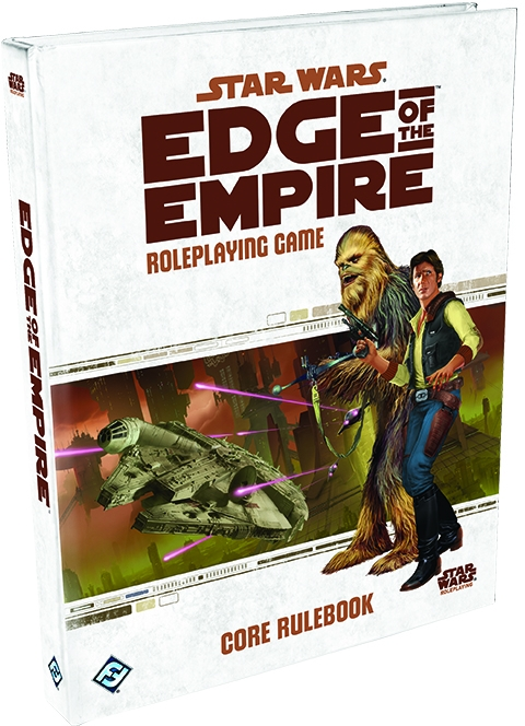 Star Wars RPG: Edge of the Empire - Core Rulebook - Indigo Chase Specialties