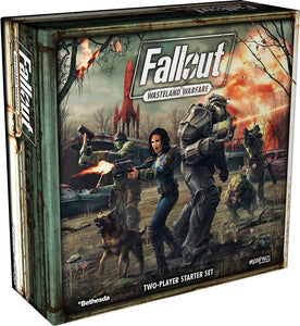 Fallout: Wasteland Warfare - Two Player Starter - Indigo Chase Specialties