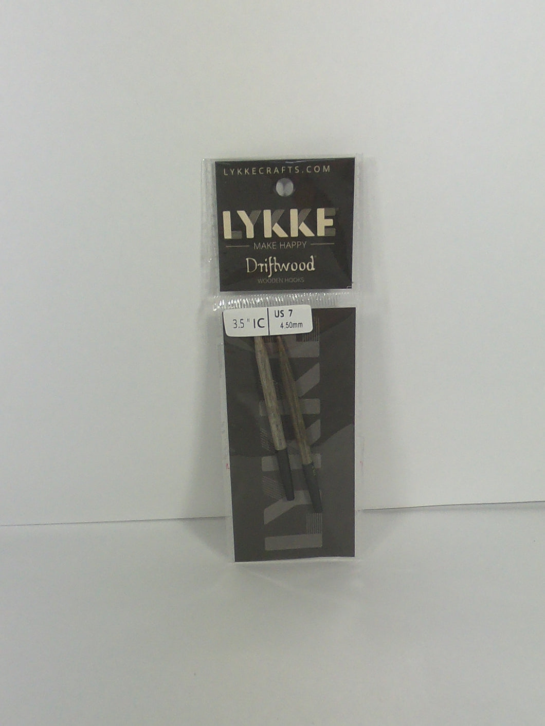 IC Knitting Needle - Lykke - Size 3.5 #7 (4.5 mm) - Indigo Chase Specialties