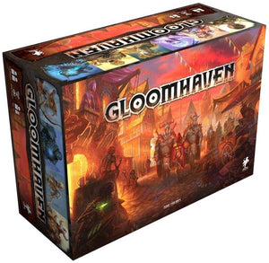 Gloomhaven: Fall 2017 Printing - Indigo Chase Specialties
