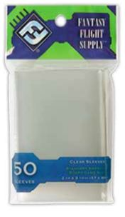 Standard American Board Game Sleeves (50) (Green) - Indigo Chase Specialties