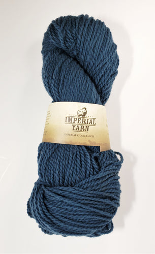 Imperial - Columbia - Kingfisher blue - Indigo Chase Specialties