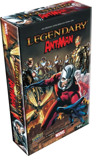 Marvel Legendary DBG: Ant-Man Expansion - Indigo Chase Specialties