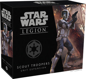 Star Wars: Legion - Scout Troopers Unit Expansion - Indigo Chase Specialties