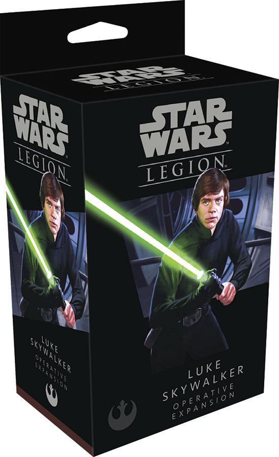 Star Wars: Legion - Luke Skywalker Operative Expansion - Indigo Chase Specialties