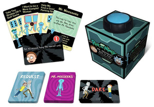 Rick and Morty: Mr. Meeseeks` Box O` Fun - Indigo Chase Specialties