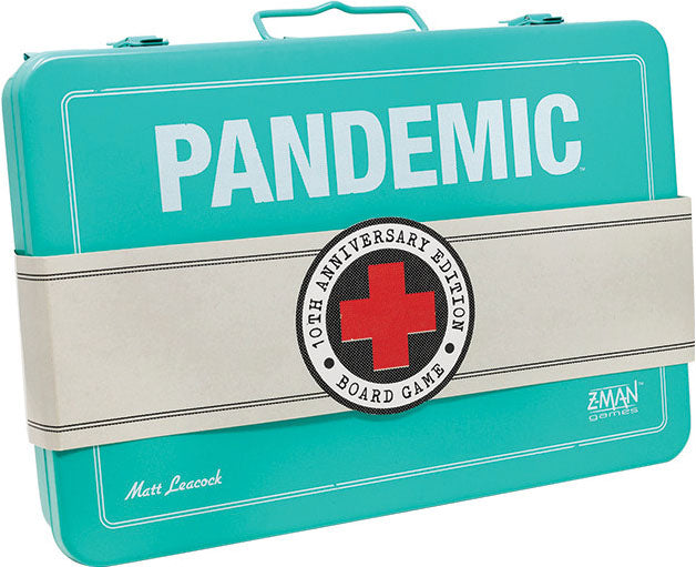 Pandemic: 10th Anniversary Edition - Indigo Chase Specialties