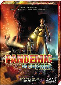 Pandemic: On The Brink Expansion
