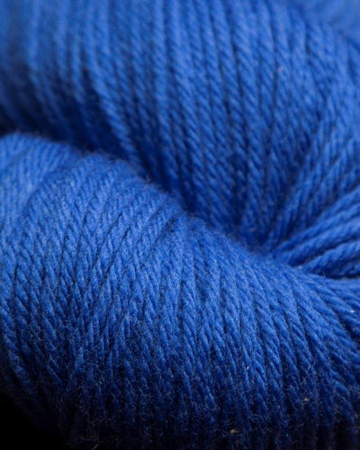 Jagger Spun - Super Lamb - Worsted Yarn - Royal - Indigo Chase Specialties