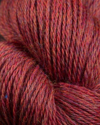 Jagger Spun - Heather - Worsted Yarn - Russet - Indigo Chase Specialties
