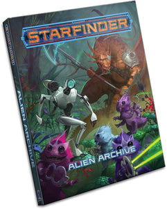 Starfinder RPG: Alien Archive Hardcover