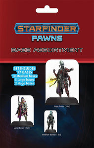 Starfinder RPG: Pawns - Base Assortment - Indigo Chase Specialties