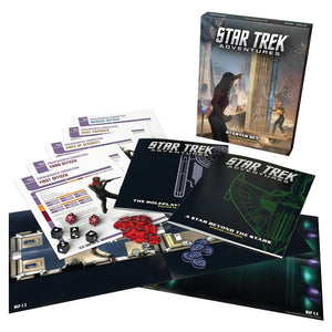 Star Trek Adventures RPG: Starter Set - Indigo Chase Specialties