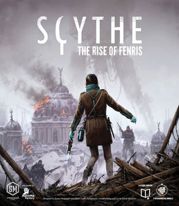 Scythe: The Rise of Fenris - Indigo Chase Specialties